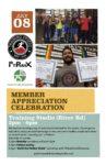 Member Appreciation Celebration